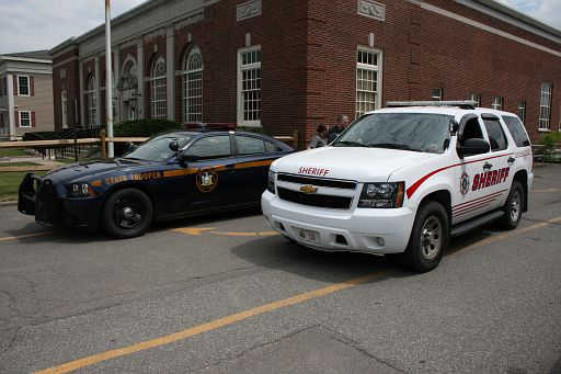 Misc - NYSP and Chenango Sheriff