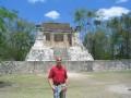 Yours Truly in Chichen Itza, Yucatan Peninsula, Mexico.