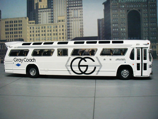 Gray Coach Lines, Toronto,Canada #2051