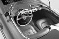 11 1954 Chevrolet Corvette interior view 1