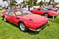 1972 Lamborghini Jarrama dual sunroof Bertone owned by Perry and Judith Mansfield DSC 6748