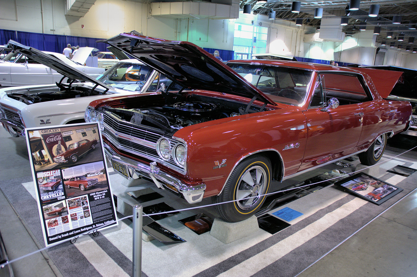 1965 Chevrolet Chevelle Malibu Z-16 owned by Frank and Laura Rodrigues DSC 4863 -1