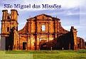 1983 JESUIT MISSIONS GUARANIS 2 - San Miguel das Missoes