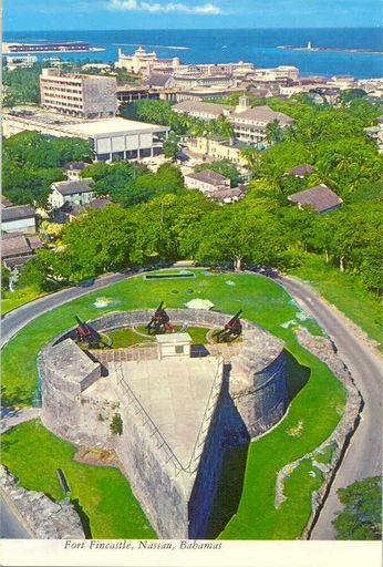Bahamas - FORT FINCASTLE