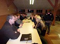 2012-04-13 studieweekend 's avonds  Wie is de Mol (11)