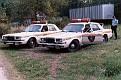 IL - Lake County Sheriff 1985 Dodge Diplomats