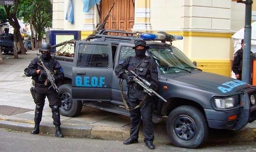 Argentina - GEOF