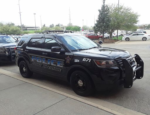 IL- North Riverside Police 2017 Ford