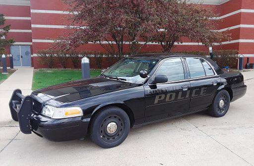IA- Conesville Police 2003 Ford