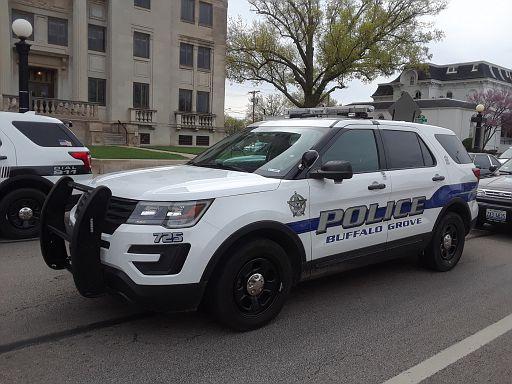 IL- Buffalo Grove Police 2017 Ford Explorer