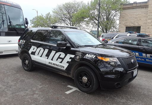 IL- Wilmington Police 2014 Ford Explorer