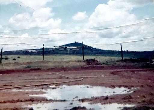 24-Maybe, Artillery Hill in Pleiku?