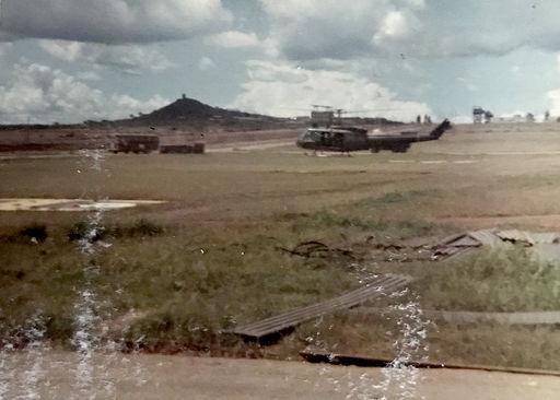 28-Maybe, Artillery Hill in Pleiku