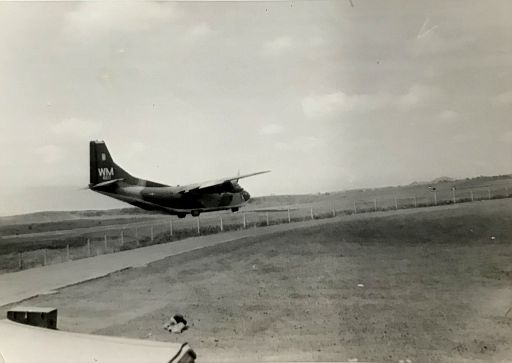 30-C-130 Hercules Taxing on runway