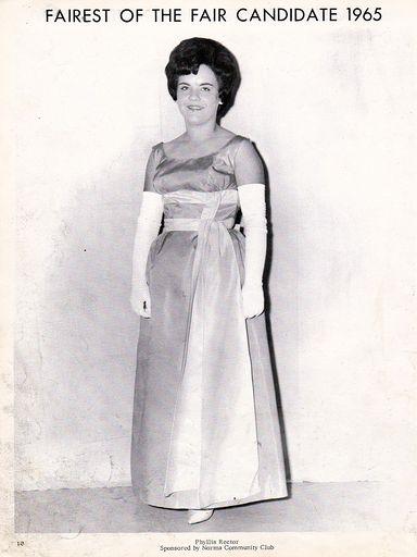 NHS (33) Phyllis Rector