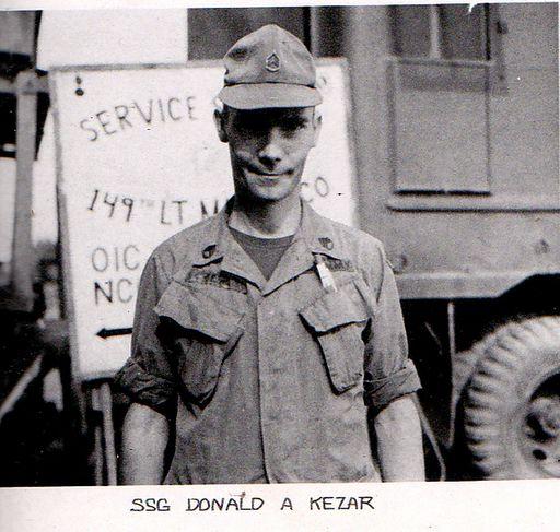 356 - SSG Donald A. Kezar