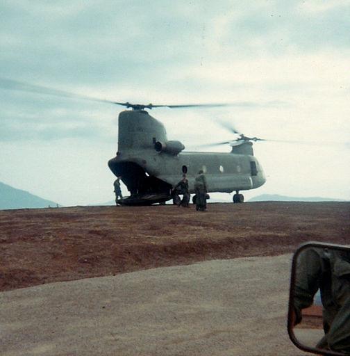 8-CH-47 Chinook