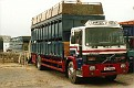H701 SSH   Volvo FL617 4x2 rigid livestock truck