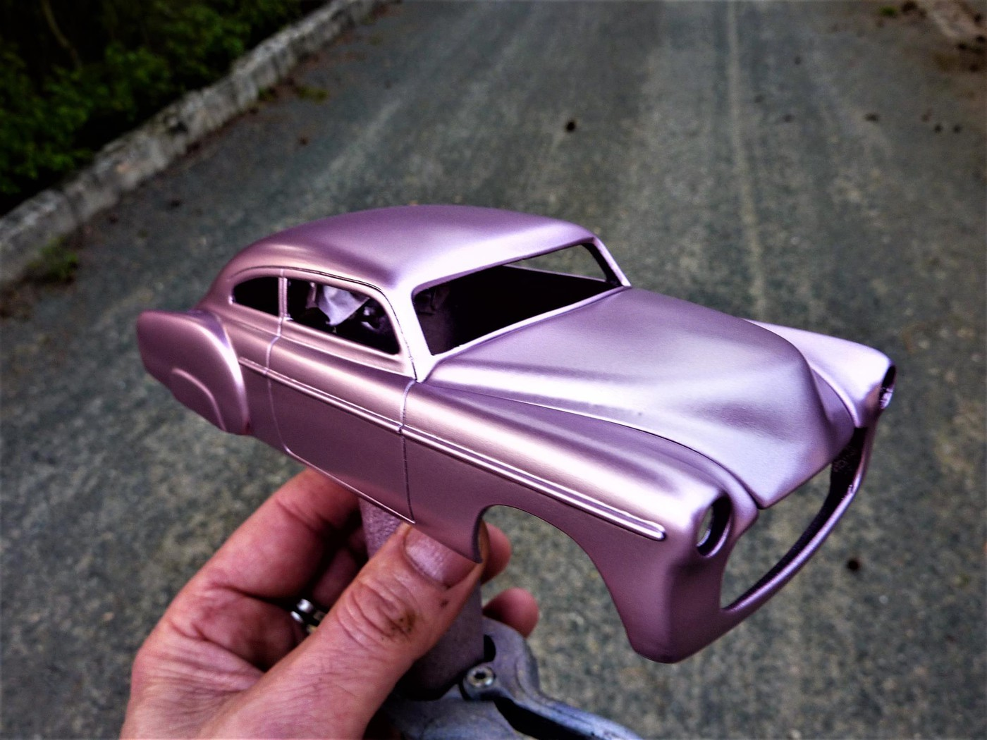 Refection complete d'une ancienne Chevy 51 Fleetline terminée Photo27-vi