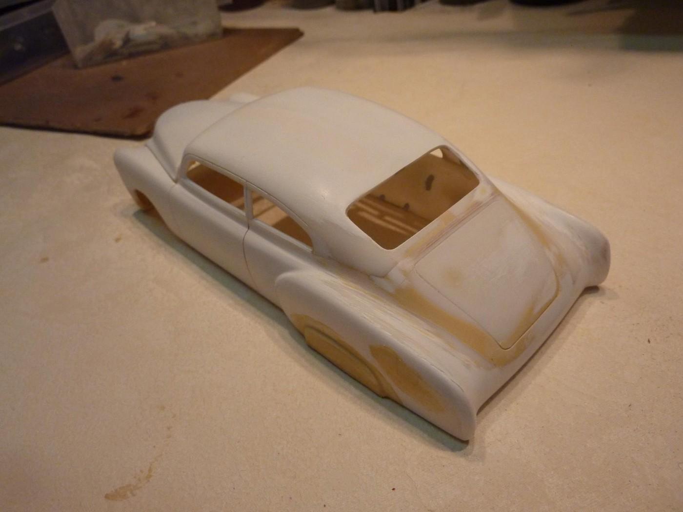 Refection complete d'une ancienne Chevy 51 Fleetline terminée Photo6-vi