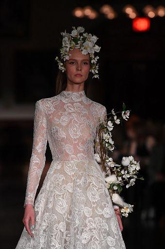 Reem Acra Bridal FW18 030