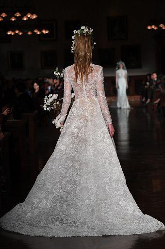 Reem Acra Bridal FW18 044