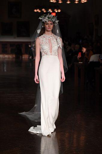 Reem Acra Bridal FW18 063
