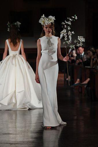Reem Acra Bridal FW18 167