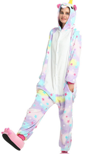 womens onesie unicorn